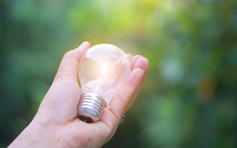 A contribuição da energia solar para o meio ambiente