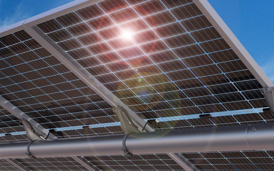 Conheça os módulos solares bifaciais