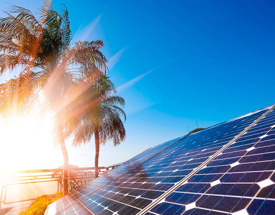 Energia solar como opção para sustentabilidade no segmento de logística
