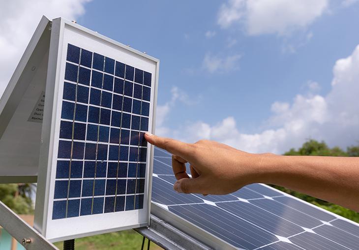 Energia solar bate novo recorde 2019