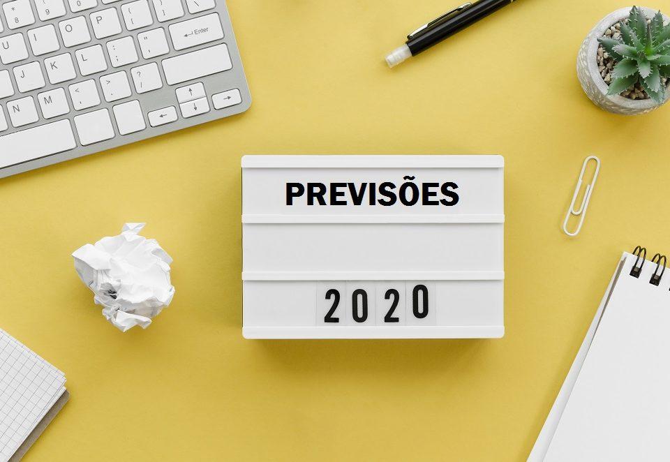 previsões para energia solar em 2020